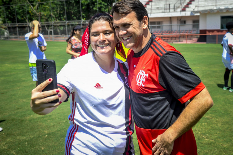 Crédito: Marcelo Cortes/ Flamengo