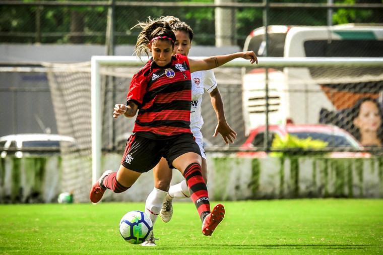 6936ef98b3 Flamengo/Marinha enfrenta Ponte Preta pelo Brasileiro Feminino ...
