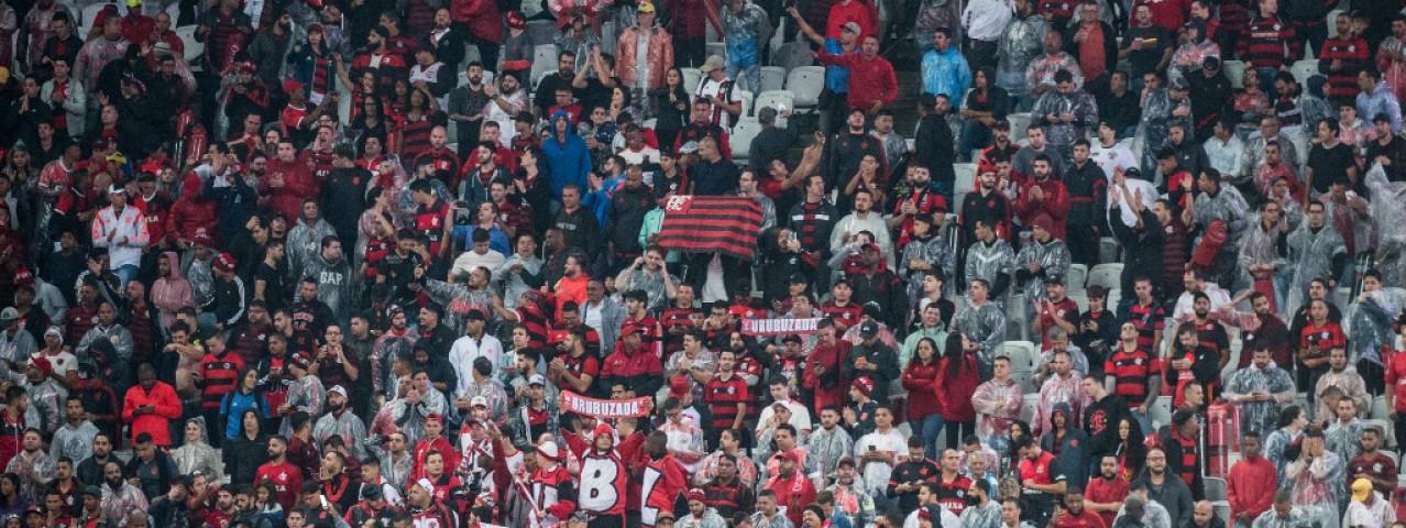 Ingressos para Corinthians x Flamengo