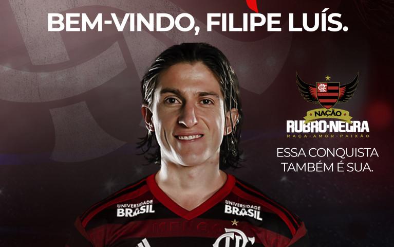 É do Flamengo!