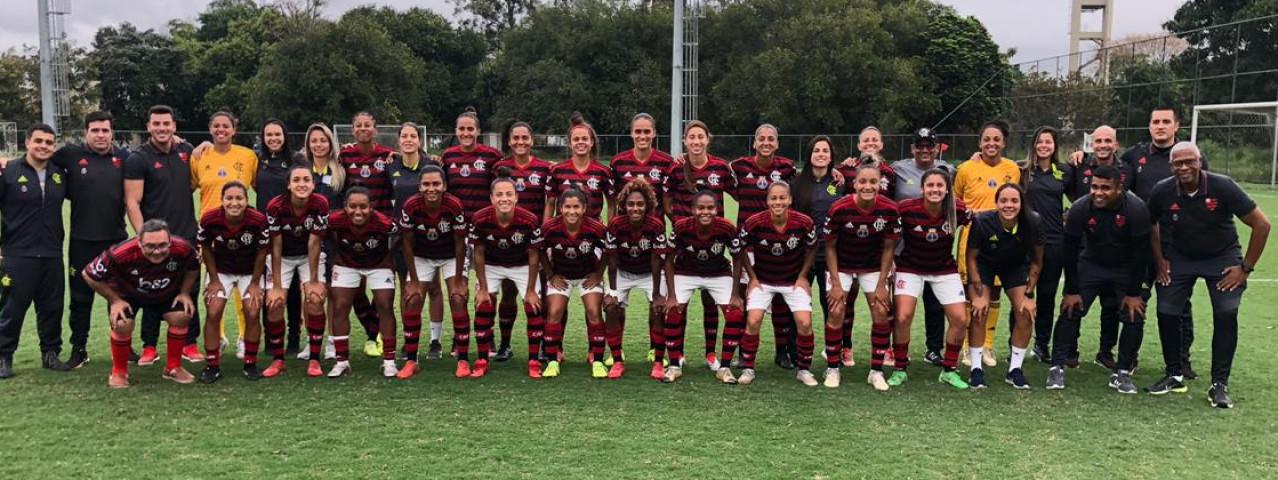 Flamengo/Marinha estreia com goleada no Carioca