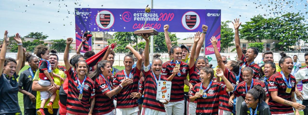 Flamengo/Marinha vence o Fluminense e leva o título carioca