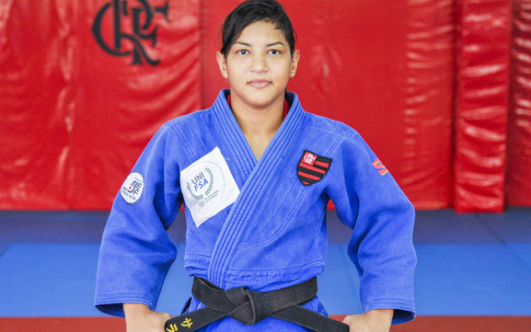 A estrada para o Flamengo: Sarah Menezes
