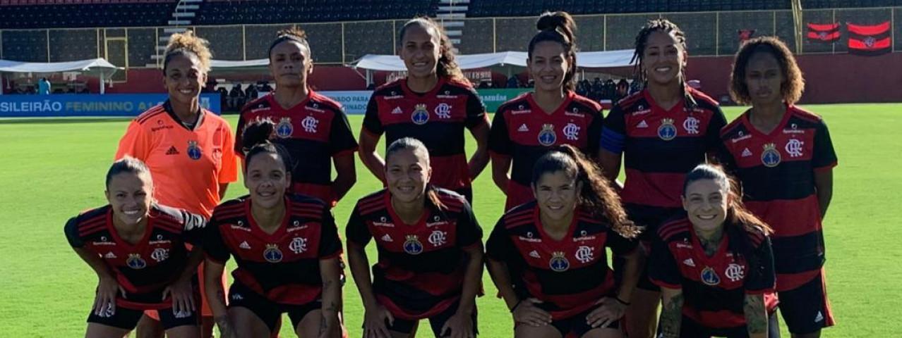 Fora de casa, Flamengo/Marinha vence o Vitória por 1 a 0