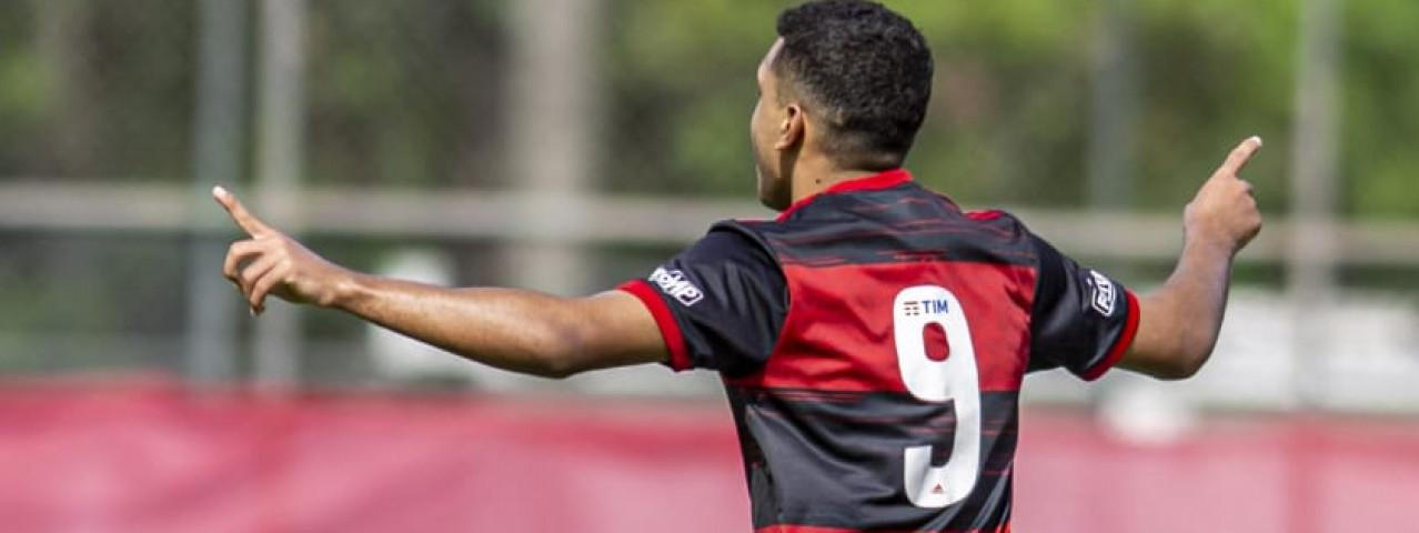 Sub-17 goleia o Maranhão por 8x0 nas quartas de final da Copa do Brasil