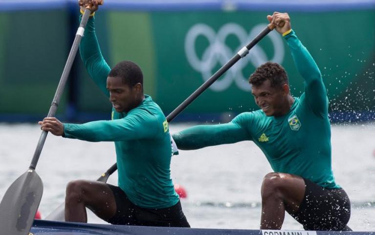 Ao lado do ídolo Isaquias Queiroz, Jacky Godmann encerra primeira participação olímpica