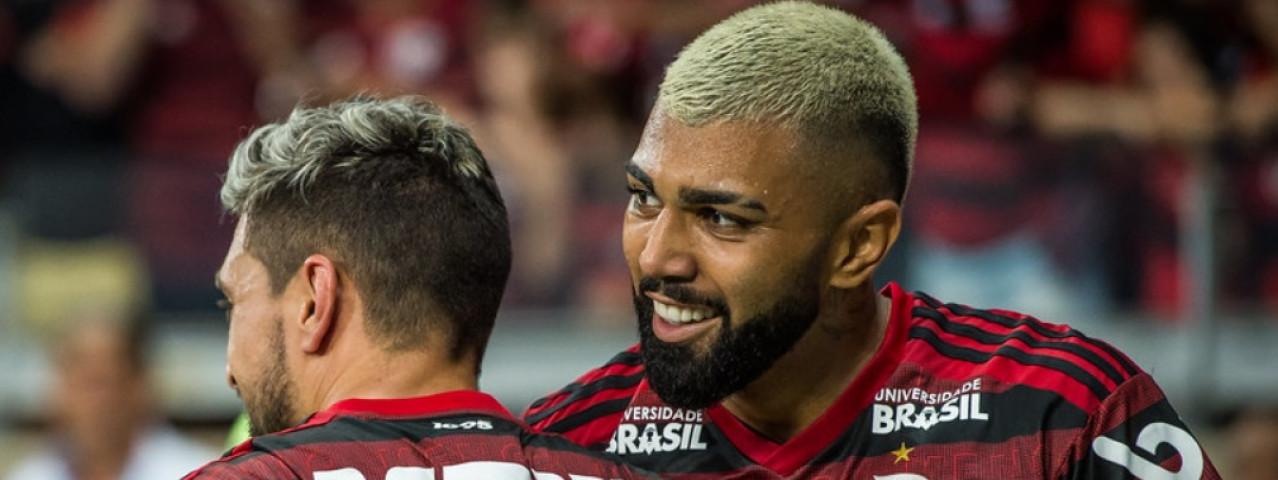 Mengão vence o Cruzeiro, no Mineirão