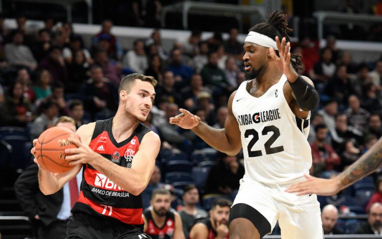 Flamengo perde e vai disputar terceiro lugar no NBA G-League International Challenge