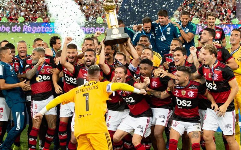 Mengão vence o Del Valle por 3 a 0 e conquista o título