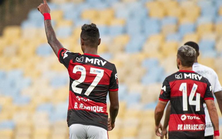 Mengão vence o Volta Redonda e garante vaga na final da Taça Rio
