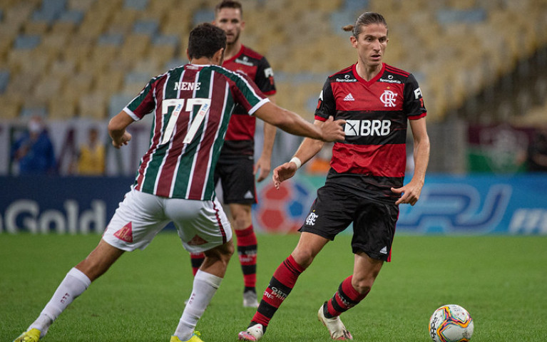Flamengo perde nos pênaltis para o Fluminense na final da Taça Rio