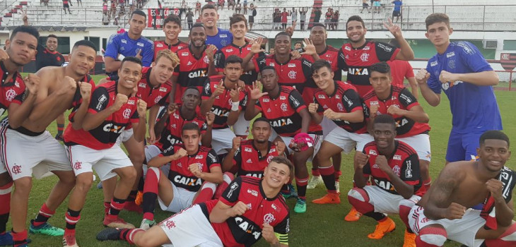 Sub-20 | Flamengo 2 x 2 Vitória
