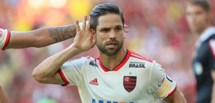 Flamengo 2x0 Bahia - Os Gols