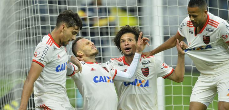Gols | Corinthians 0x3 Fla