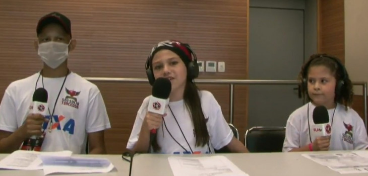 Rádio Nação Rubro-Negra | Fla 3x0 Flu