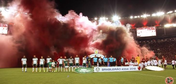 Bastidores | Fla 1x1 Palmeiras