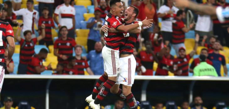 Gols | Fla 2x0 Grêmio