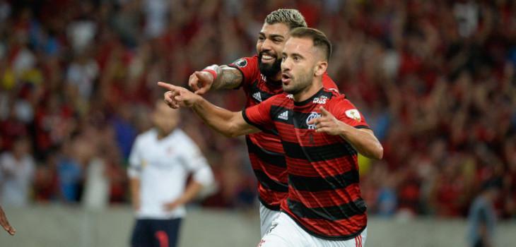 Libertadores 2019 - Fla 3x1 LDU