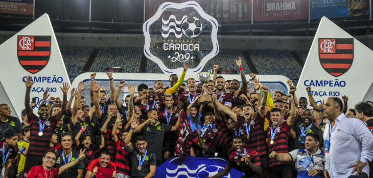 Final Taça Rio 2019 - Vasco 1x1 Fla