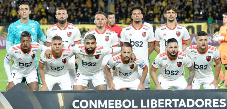 Libertadores 2019 - Peñarol 0x0 Fla