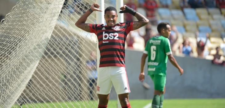 Brasileiro 2019 - Fla 2x1 Chapecoense