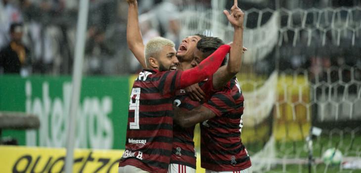 Copa do Brasil 2019 - Corinthians 0x1 Fla