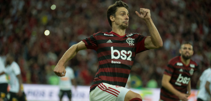 Copa do Brasil 2019 - Fla 1x0 Corinthians