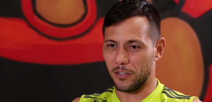 Fala, Diego Alves!