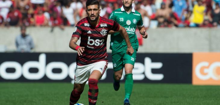 Brasileirão 2019 - Fla 6x1 Goiás