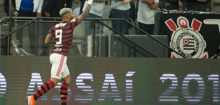 Brasileirão 2019 - Corinthians 1x1 Fla