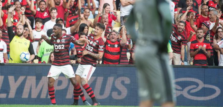Brasileirão 2019 - Fla 3x2 Botafogo