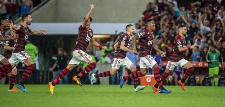 Libertadores 2019 - Fla 2x0 Emelec