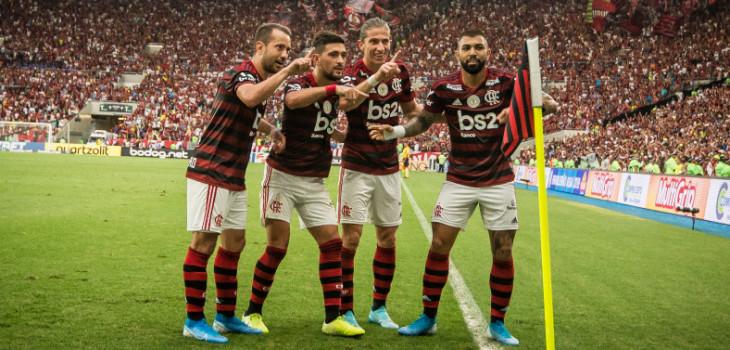 Brasileirão 2019 - Fla 3x0 Palmeiras