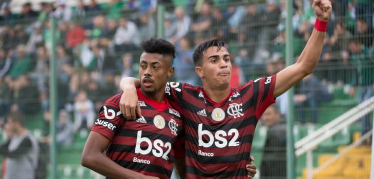 Brasileiro 2019 - Chapecoense 0x1 Fla
