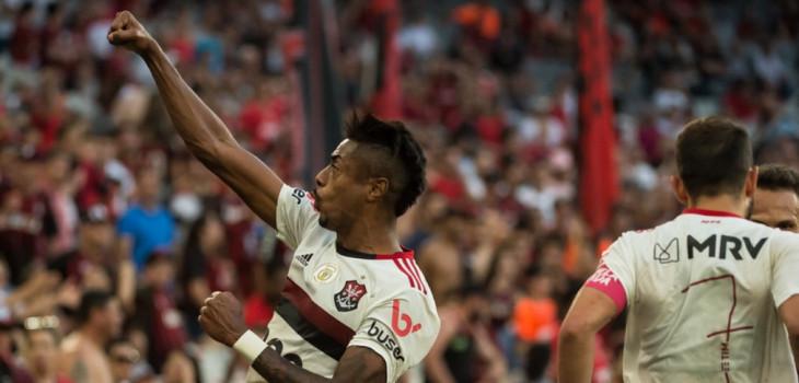 Brasileirão 2019 - Athletico-PR 0 x 2 Flamengo
