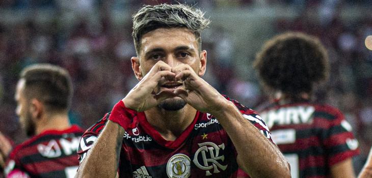 Brasileirão 2019 - Flamengo 1 x 0 CSA