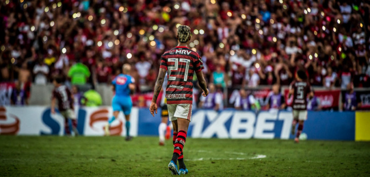 Brasileiro 2019 - Fla 4x1 Corinthians