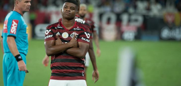 Brasileirão 2019 - Botafogo 0x1 Fla