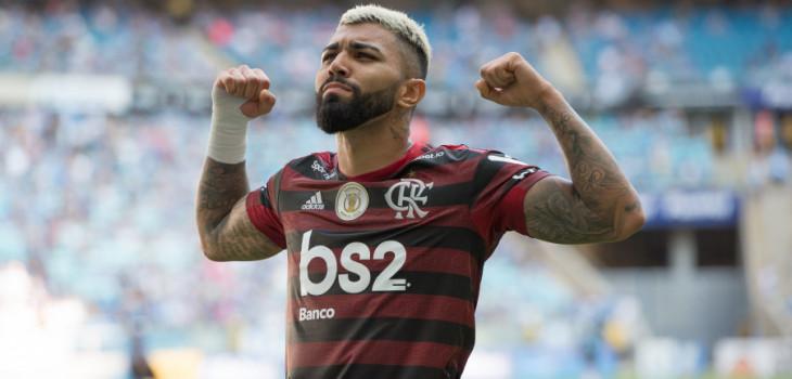 Brasileirão 2019 - Grêmio 0x1 Fla