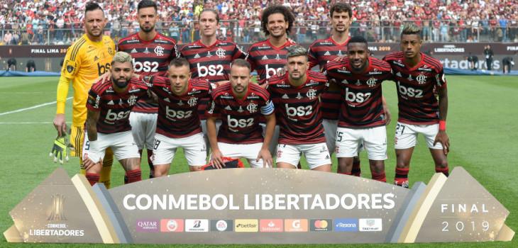 Final Libertadores 2019 - Fla 2x1 River Plate