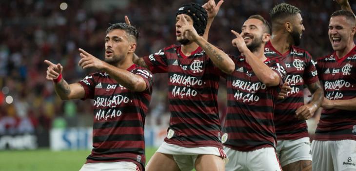 Brasileirão 2019 - Fla 6x1 Avaí
