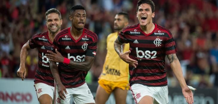 Taça Guanabara 2020 - Fla 2x0 Madureira