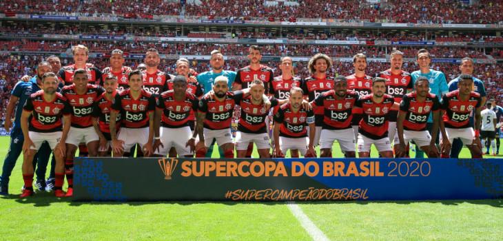 Supercopa do Brasil 2020 - Fla 3x0 Athletico-PR