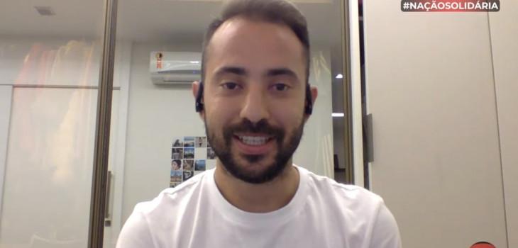 Papo Virtual com Everton Ribeiro
