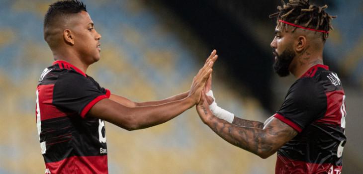 Taça Rio 2020 - Bangu 0x3 Fla