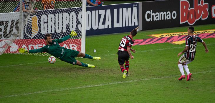 Final do Carioca 2020 - Fluminense 1 x 2 Flamengo