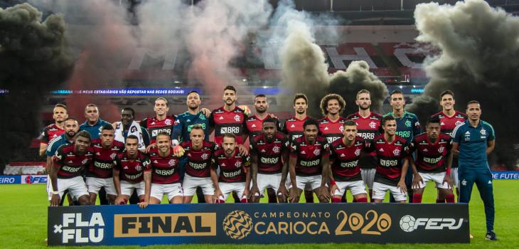 Flamengo é Bicampeão Carioca! - Bastidores