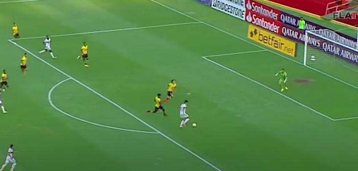 Libertadores 2020 - Barcelona 1x2 Fla