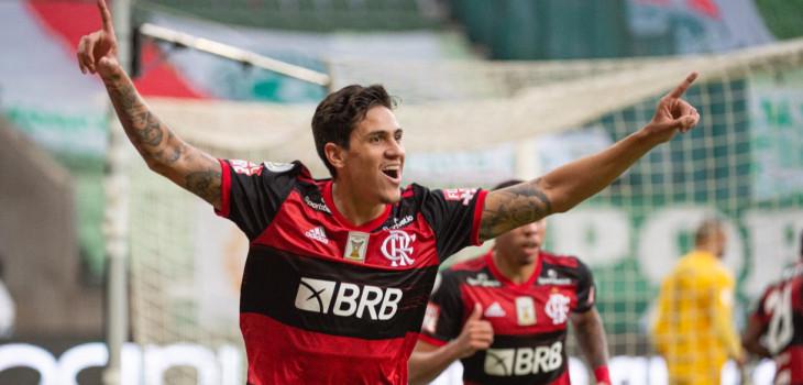Brasileirão 2020 - Palmeiras 1x1 Fla