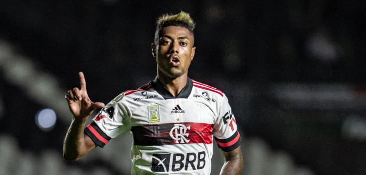 Brasileirão 2020 - Vasco 1 x 2 Flamengo